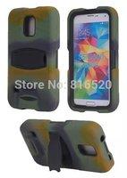 Shockwave series Case For Samsung S5 i9600 1000pcs/lot