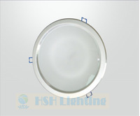 """21W 8"""" 2100lm led downlight cool white/warm white AC85-265V led lamp  2years  warranty CE&RoHS"""