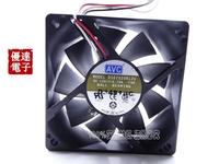 AVC PWM temperature control ball large air flow fan 12V 0.7A 7020 DV07020B12U