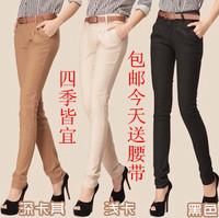 HOT SALE! Spring-Autumn new arrival 2014 women pants haren pants fashion pencil pants trousers S-XL Free shipping