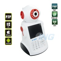 Intelligence Network Phone IP Camera Wireless Network Wifi Video Call Camera Night Vision PTZ CCTV Security Camera