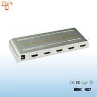 1 in 4 output HDMI Splitter, 1x4 HDMI Splitter, 4 ports HDMI Splitter