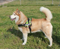 Free Shipping Luxury Comfort Harness Pet Dog Harness For Large Breed