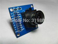Free shipping  OV7725 CMOS VGA Camera Module 640x480 for A rduino