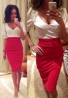 350 2015 new fashion women's dresses sexy winter dress waist tightening splicing