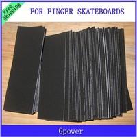 Free shipping finger skateboard foam tape, grip tape for finger skateboard 400pcs/lot