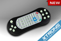 Remote Controller for Xtrons Headrest Car DVD Models HD906T & HD908T & HD9S