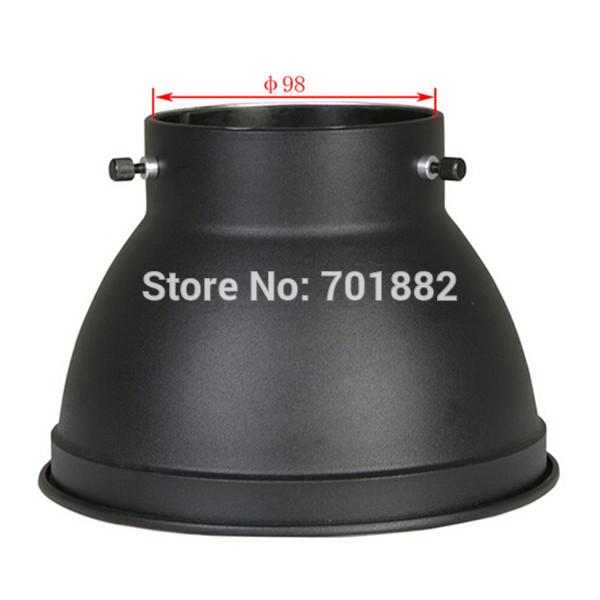 10PCS NiceFOTO SN19 PRO Snoot 98x133mm Small Studio Flash General Standard Cover Reflector Dish SN-19 Wholesale Free Shipping(China (Mainland))