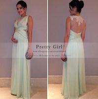 Custom Made 2015 Fashion Design Lace Scoop Pregnant Maternity Evening Dresses Long Formal Gown Plus Size Dress Vestidos de festa