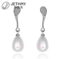 Fashion Imitation Pearl Earrings