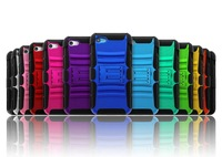 Triad scaffold sliding sleeve series Case For iphone 5c 100pcs/lot