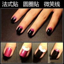 DIY Decorations many style color tip nail art nail sticker nail decal nail tools accessories   1pcs/lots  ZJ12