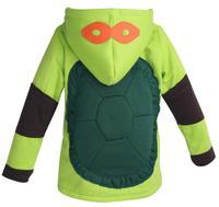 Retail Free shipping 2015 Spring Autumn Winter New Arrival TMNT cartoon jacket,boy jacket,teenager turtle hooded jacket
