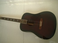 NEW AOUSTIC Guitar brown finish  Md40 acoustic guitar free shipping instock send in 2 days