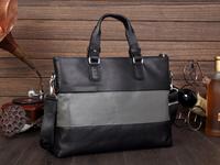 top brand men bag famous designer handbags high quality genuine leather men's travel bags,new fashion man casual bag