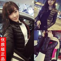 New Winter jacket Woman's Outerwear Slim Hooded Down Jacket Woman Winter Warm Down Coat Woman Light White Duck Down 80% Jacket
