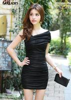 Sexy Comfortable milk fiber silk dress Women Sexy mini dress Night Club Dress costume Body shaping women dress 608 free shipping