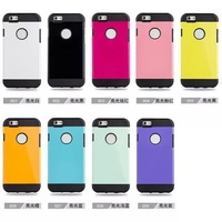 Loops melange Case For iphone 6 4.7 inch and 5.5 inch 300pcs/lot
