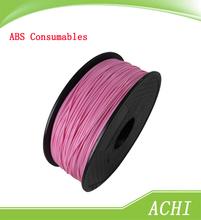 Pink Consumables 1.75mm ABS Filament 1KG Spool for 3D Printer Makerbot Mendel Reprap