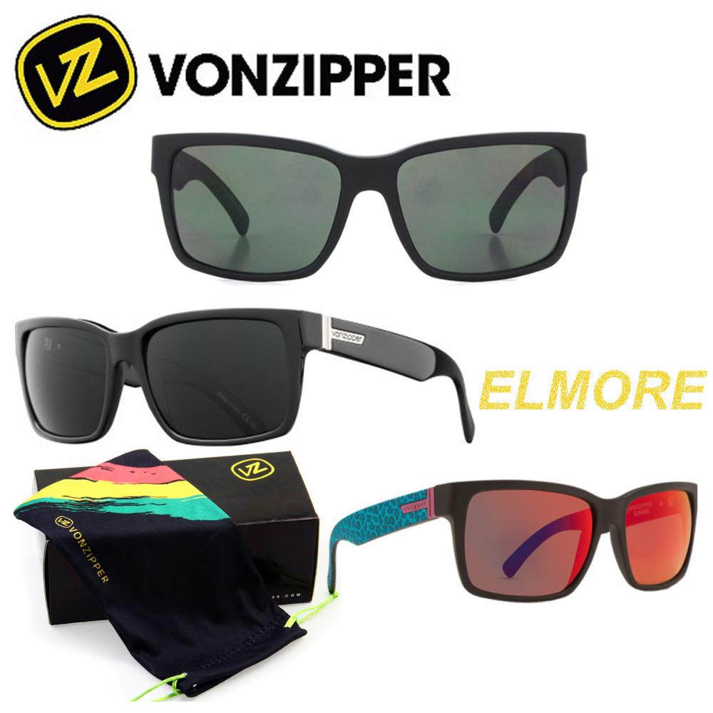 Мужские солнцезащитные очки Vonzipper VZ Oculos Gafas HC2001-1400