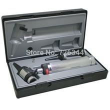 Free Shipping Professional Diagnositc Medical Ear Otoscope with Halogen Light(China (Mainland))