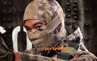 Chiefs Rattlesnake Balaclava Mask Kryptek Camo Series Airsoft Balaclava Tactical Mask Free size+Free shipping(SKU12050450)