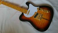 Custom Shop Merle Haggard Signature Guitar TUFF DOG TELE Tone Sunburst Tone Tele China Electric Guitar