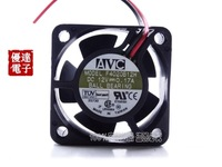 AVC 4cm chassis switch large air flow fan 12V 0.17A D4020B12H 4020