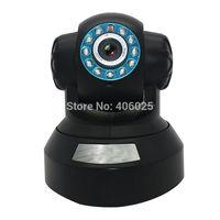 Free Shipping CWH-M630W WIFI camera with HD 1.0MP 1280*720 resolution wifi ip camera with SD card recording camara wifi