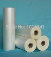 New Glossy Hot roll laminating film 3 rolls 320mmx200M/roll(China (Mainland))