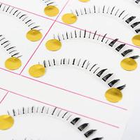 10 Pairs Handmade Natural Lower Under Bottom False Eyelashes Eye Lashes