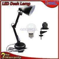 AC110V/220V Touch Foldable LED Desk Lamp For Office Work Study Reading Decorative LED Table Light