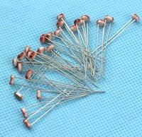 J34 Free Shipping 100pcs/lot Photoresistor GL5528 LDR Photo Resistors Light-dependent