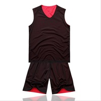Basketball Clothing Double basketball sports fitness training suits class Basketball jersey custom suits jersey DIYprint number