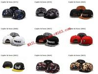 New 2014 spring Fashion Cayler Sons Letter Baseball Caps Snapback Hats for men women hiphop brand hip-hop bboy