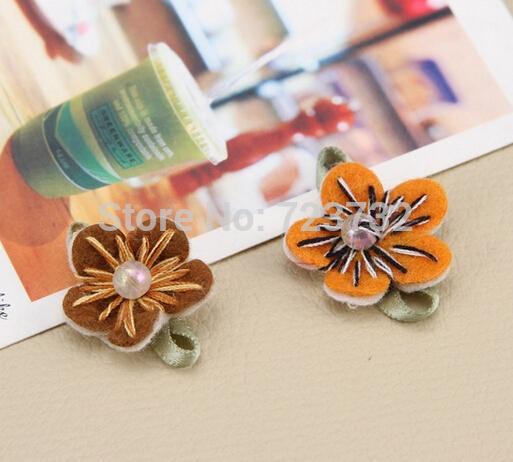 Velvet Handmade Flowers