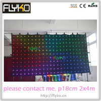 free shipping Christmas P180mm Led video screen