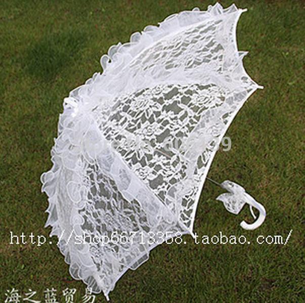 Свадебный зонтик qulity 7523
