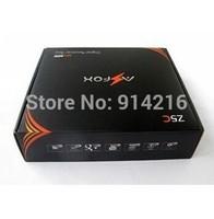 Hot selling Brazi receiver  Azfox Z5c with Twin Tuners Sks Iks Dvb S2 Support Iptv free Usb Wifi Youtube Topfree Z5s /