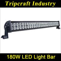 "180W 30"" inch LED Work Driving Light Bar Tractor Truck Trailer SUV Offroads Boat 12V 24V 4WD Spot Flood Combo Beam"