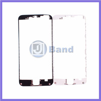 "10pcs/lot  Black and White LCD & Touch Screen Frame Front Bezel Bracket Holder For iPhone 6 Plus 5.5"" with Glue"