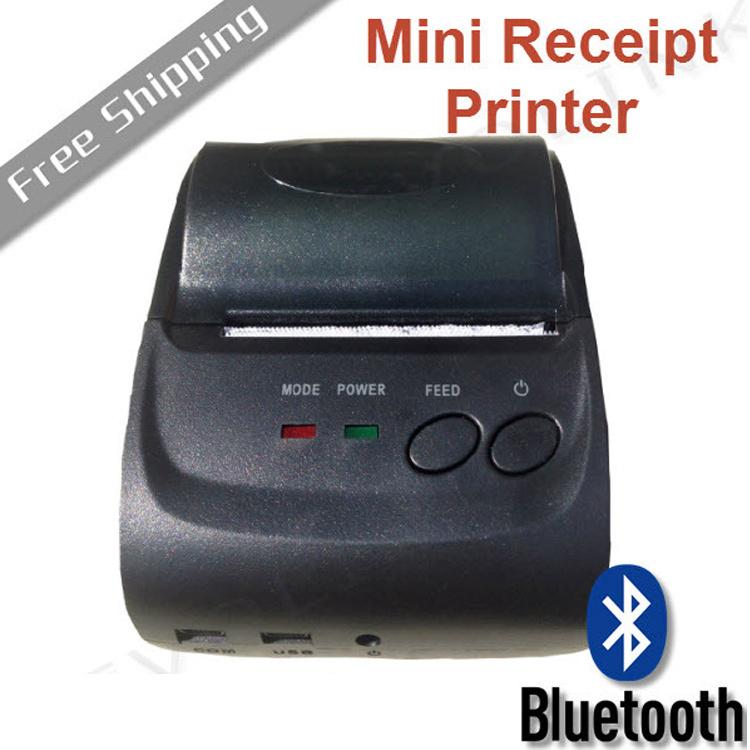 Mini Stampante Etichette Mini Termal Stampante di