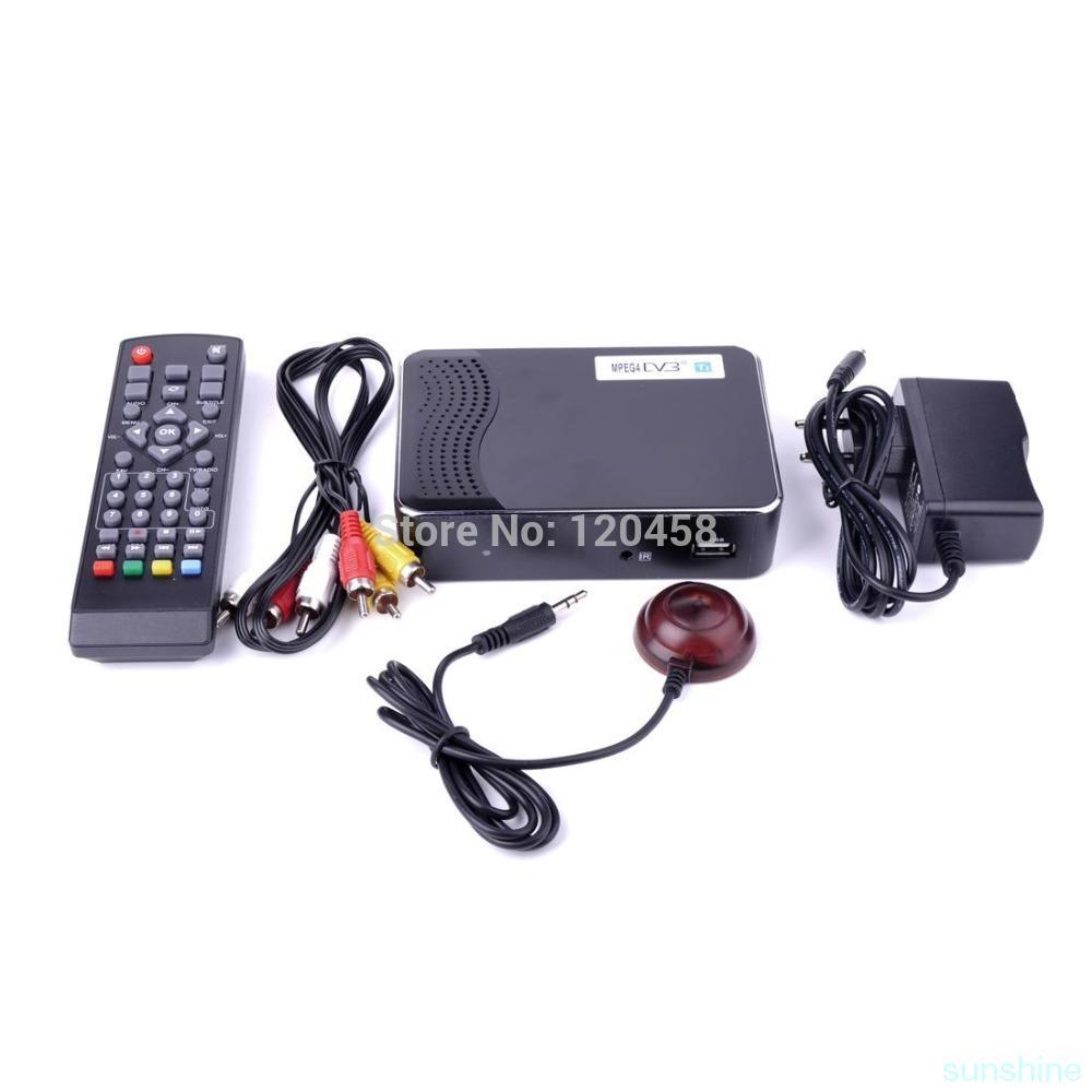 FULL HD 1080P DVB T2 MINI DVB DIGITAL VIDEO BROADCASTING HIGH DEFINTION DIGITAL TERRESTRIAL RECEIVER(China (Mainland))