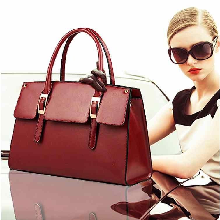 2014 new style classic fashion handbags slung crocodile bag leather hand shoulder leather handbags(China (Mainland))