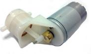 100% NEW DC12V 80Kpa DC Micro Piston Vacuum Pump Mini Pumping Air Pump Air Sampling
