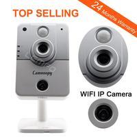 Camnoopy IP Camera 720P HD Wireless WiFi Intelligent Network Audio Day Night Vision CCTV Security Surveillanc Camera 1MP CN-C200