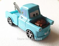 Free shipping genuine original pixar Cars 2 alloy die toy model car jovem mater  toys for children gift