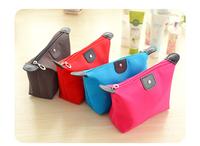 Cheap 5 Color Women Water Proof Cosmetic Bag Makeup Bag Storage Case Box Beauty Case Coin Purse Wallet Clutch