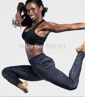 OEM service customized sublimated printing long tight pants yoga clothing dancing pant leggings  120 pcs/lot