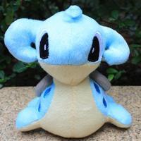 "Cut Blue Toys Birthday Gift toys New 6"" Plush - Pokemon Center Poke Doll Plush BabyToys#D007"